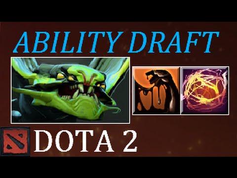 Dota 2 Sticky Napalm + Shackles Epic Combo Ability Draft
