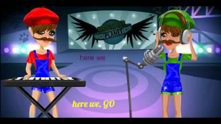 Luigi Clash Mario Version Msp