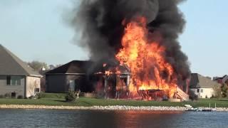 Westlake House Fire October 7, 2012