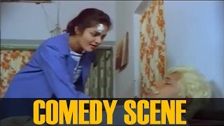 Madhoo, KPAC Lalitha and Mukesh Comedy scene ||  Ottayal Pattalam