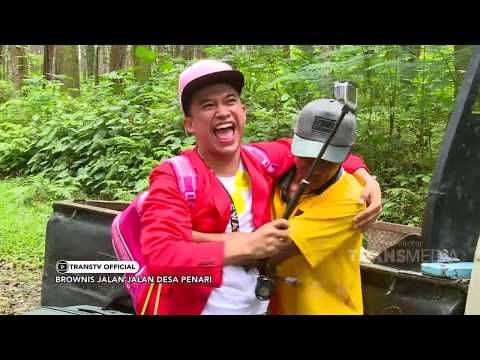 BROWNIS JALAN JALAN - Seru! Mbok Yen & Anwar KKN Ke Desa Penari! (14/9/19)  Part 1