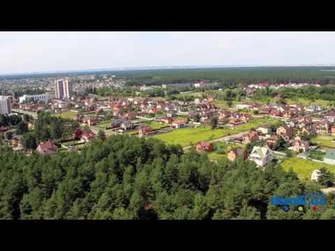Обзор Броваров - Бровары - город-спутник Киева