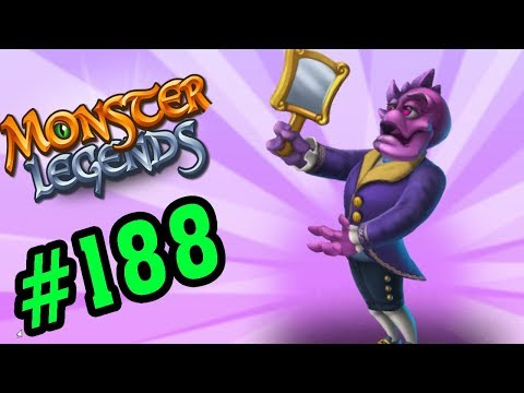 Monster Legends Game Mobiles - Vanitus Gương Thần - Quái Vật Android, Ios #187