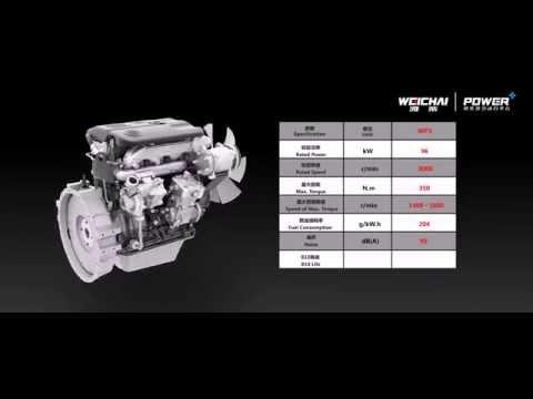 Weichai Power - WP3 Engine