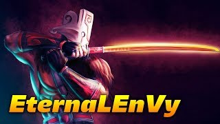 EternaLEnVy Juggernaut - Dota 2 Pro Gameplay