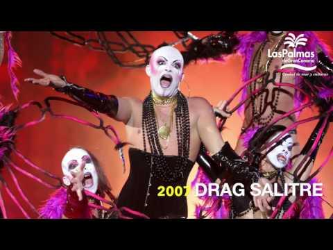 Los Drag Queens ganadores del Carnaval de Las Palmas de Gran Canaria
