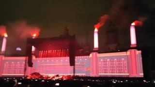 ROGER WATERS Pigs & Another Brick in the Wall  ZÓCALO CDMX 2016