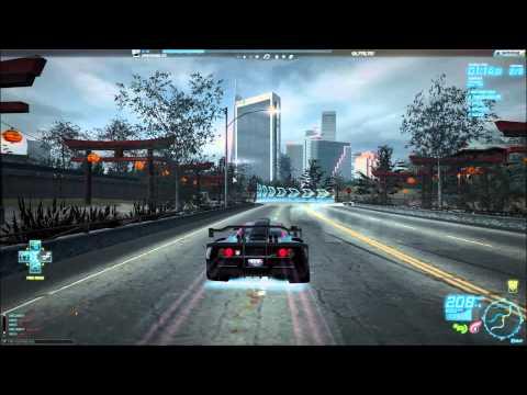 Need for Speed World - McLaren F1 ELITE Rental