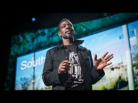 A guerilla gardener in South Central LA | Ron Finley