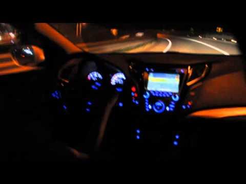 I40 TEST DRIVE