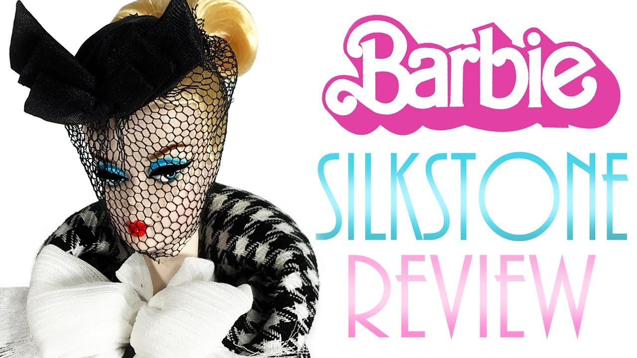 BARBIE - Silkstone Doll Review [ Walking Suit ]