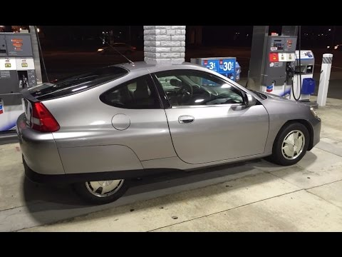 2000 Honda Insight  One Take