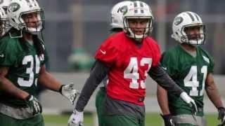 New York Jets Cornerback Dexter McDougle - Player Profile