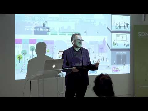 Creating Healthy Cities through Service Design | SDN UK Meet-up