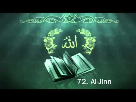 Surah 72. Al-Jinn - Sheikh Maher Al Muaiqly