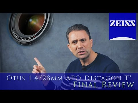 Zeiss Otus 28mm f/1.4 Review + Image Quality Examination