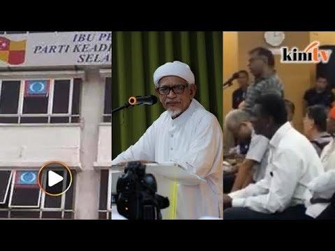 Bekas penyokong asak Hadi, PKR rela serah kerusi tapi... - Sekilas Fakta 5 Feb 2018