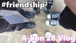 CON VLOG: A-KON 28