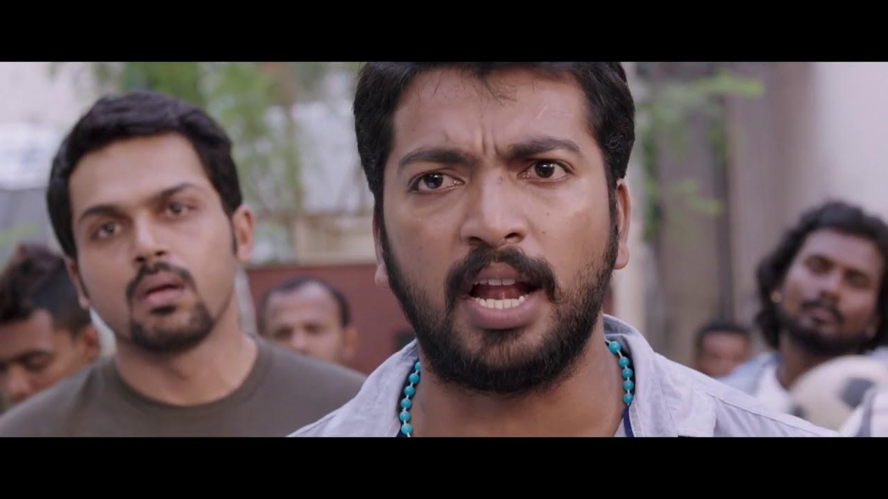 Download Madras Movie   Mass Scene   Karthi   Catherine Tresa   Kalaiyarasan  