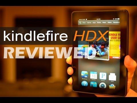 REVIEW: Kindle Fire HDX