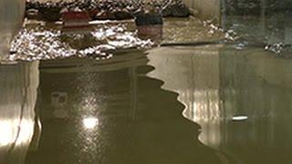 HR Wallingford's First Generation Tsunami Simulator