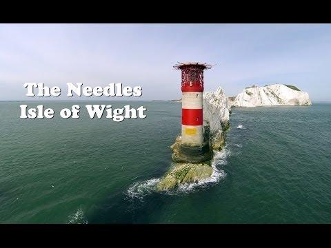 'The Needles' Isle