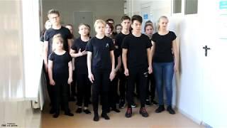 Молодёжный театр в онкологическом отделении
