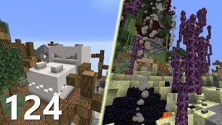 Straciłem Swój NAJWIĘKSZY Cel! - SnapCraft III - [124] (Minecraft 1.15 Survival)