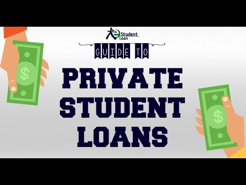 Private Student Loans: A Guide To Proper Use of Private College Loans