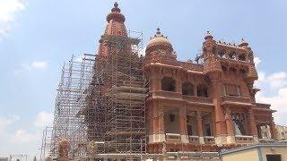 مهندسو ترميم قصر البارون : لا مساس بالعناصر التاريخية