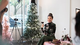 HOW TO BE MORE CONFIDENT + HOLIDAY SHOOT w/ WESTERN LIVING MAGAZINE!