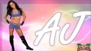 FCW:AJ Lee 1st Theme Song