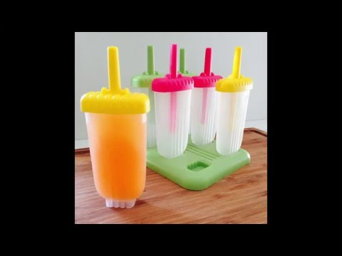 FUMCare - Best Popsicle Molds - Bpa-free Ice Pop Molds with Tray and Dripguard Function
