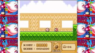 Let's Play Kirby's Adventure To 100% Completion: Episode 1 - The Dreamless Sleep (vegetable Valley)
