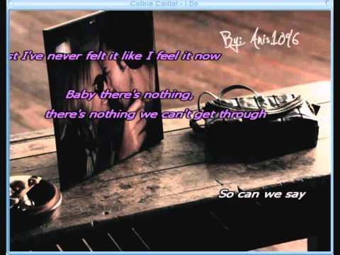 I Do Karaoke Instrumental Colbie Caillat