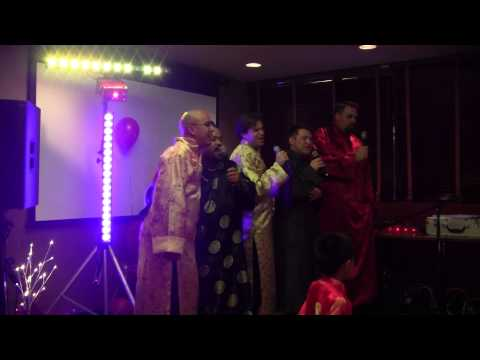 Reception 4: Dancing and Karaoke