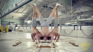 Андрей Качалин. 2017. Steel Brothers. Workout. Calisthenics