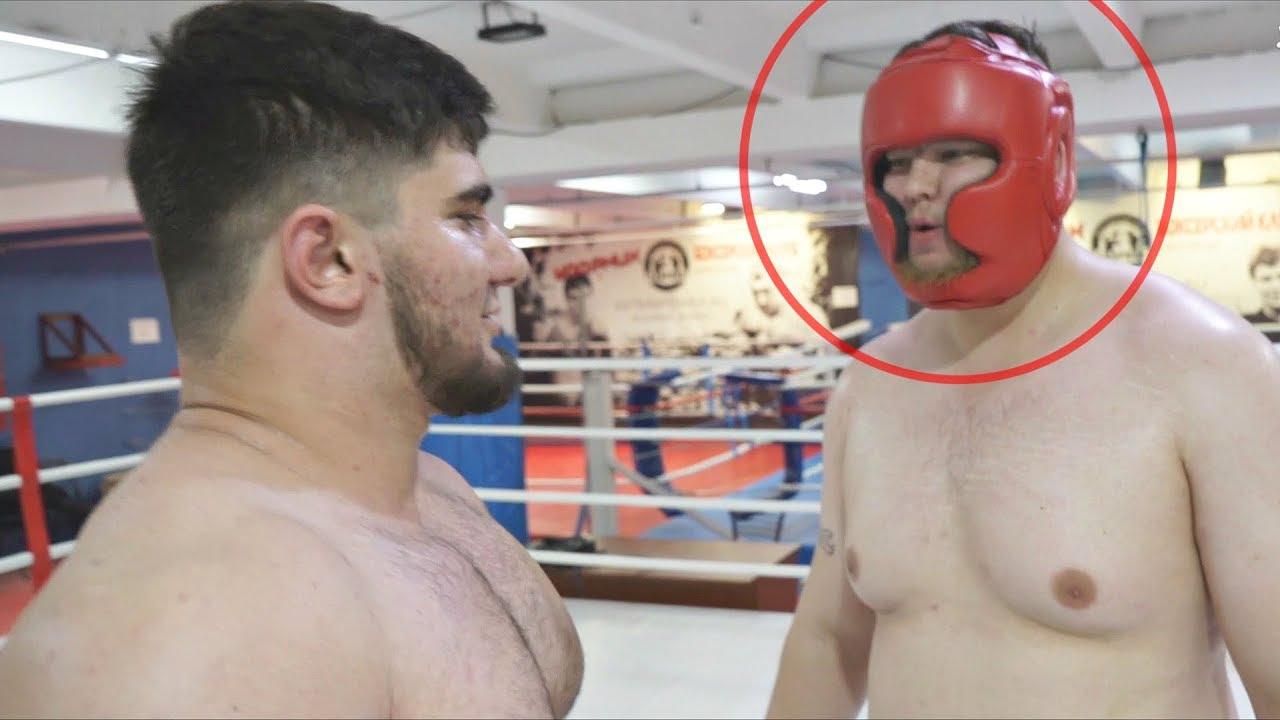 Тамаев проверил головy на нoкаyт Сатанистy!