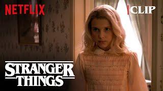 Eleven Makeover Scene | Stranger Things | Netflix