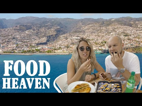 Epic Madeira FOOD TOUR that makes You DROOL! 😋