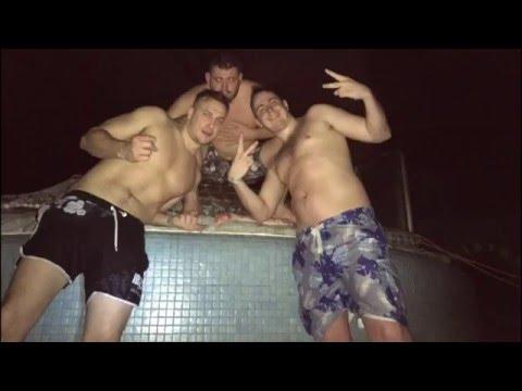 Illegal Night Swim at local swimming pool