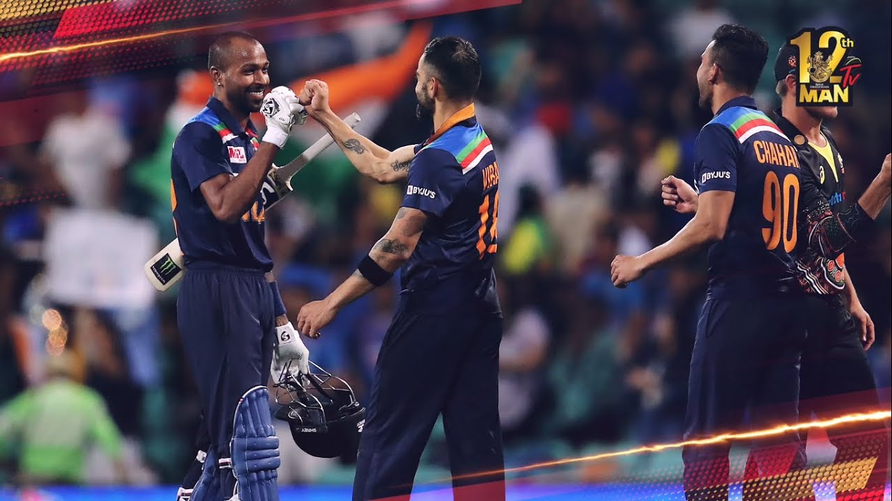 Australia v India: Top Moments and Preview - Royal Challengers Bangalore