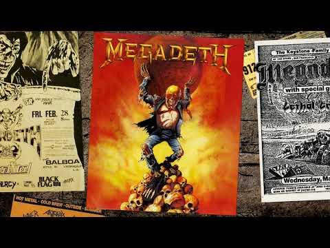 Megadeth - The Creed (Rare Demo)