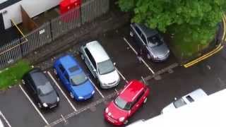 ORIGINAL Epic PARKING FAIL Glasgow FUNNY or IS IT
