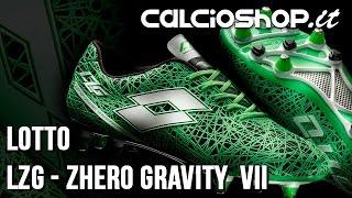 Review: Lotto Zhero Gravity VII