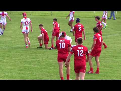 Wales U16s v England Academy U16s   2nd September 2017