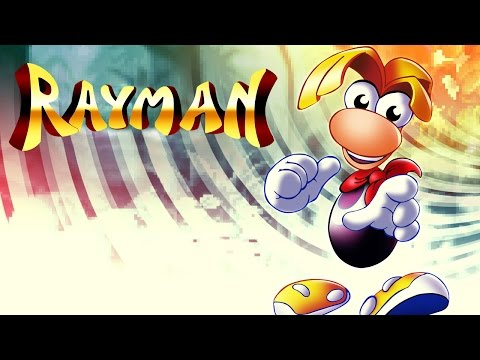Rayman [PC/PS1/Saturn/Jaguar] - Retro