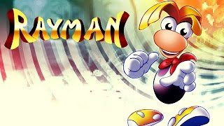 Rayman [PC/PS1/Saturn/Jaguar] - Retro