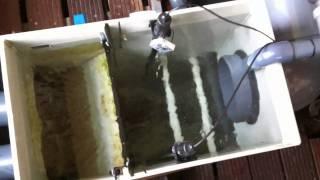 Gambar cover hdpe filterkamer, trommelfilter makoi