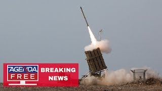 Rockets & Airstrikes in Israel and Gaza - LIVE BREAKING NEWS COVERAGE 7/14/18